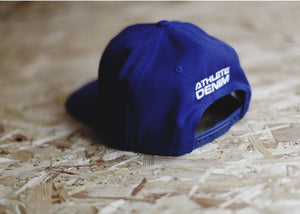 Snapback - Royal Blue - Athlete Denim