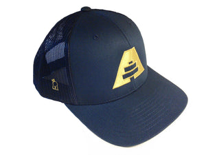 Trucker Cap - Athlete Denim