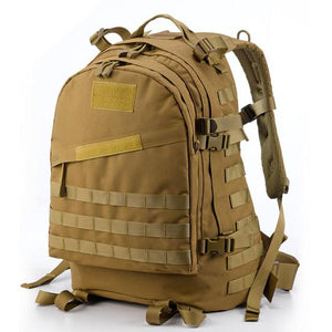 Sports Equipment - Waterproof Tactical Backpack