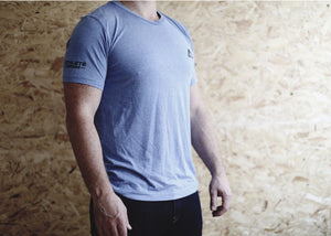 Tees - Athlete Denim Muscle Tee