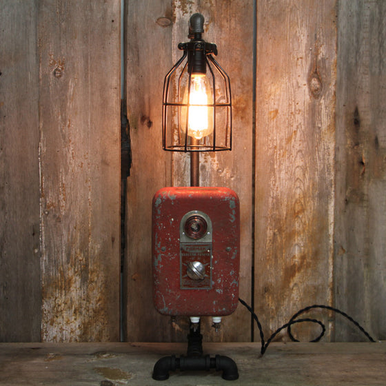 Rancher's Industrial Table Lamp #40 - The Lighting Works