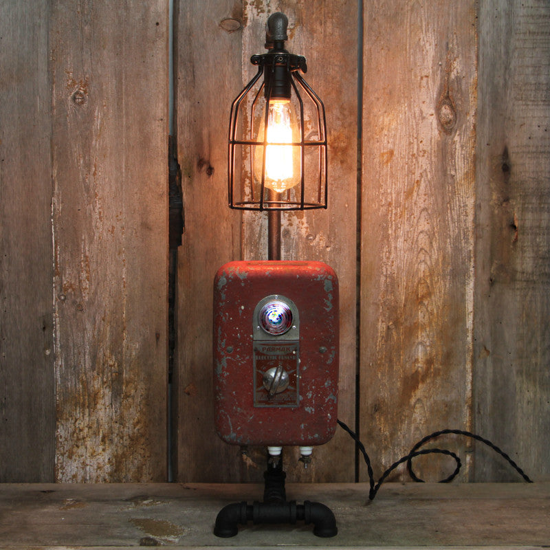 Rancher's Industrial Table Lamp #40
