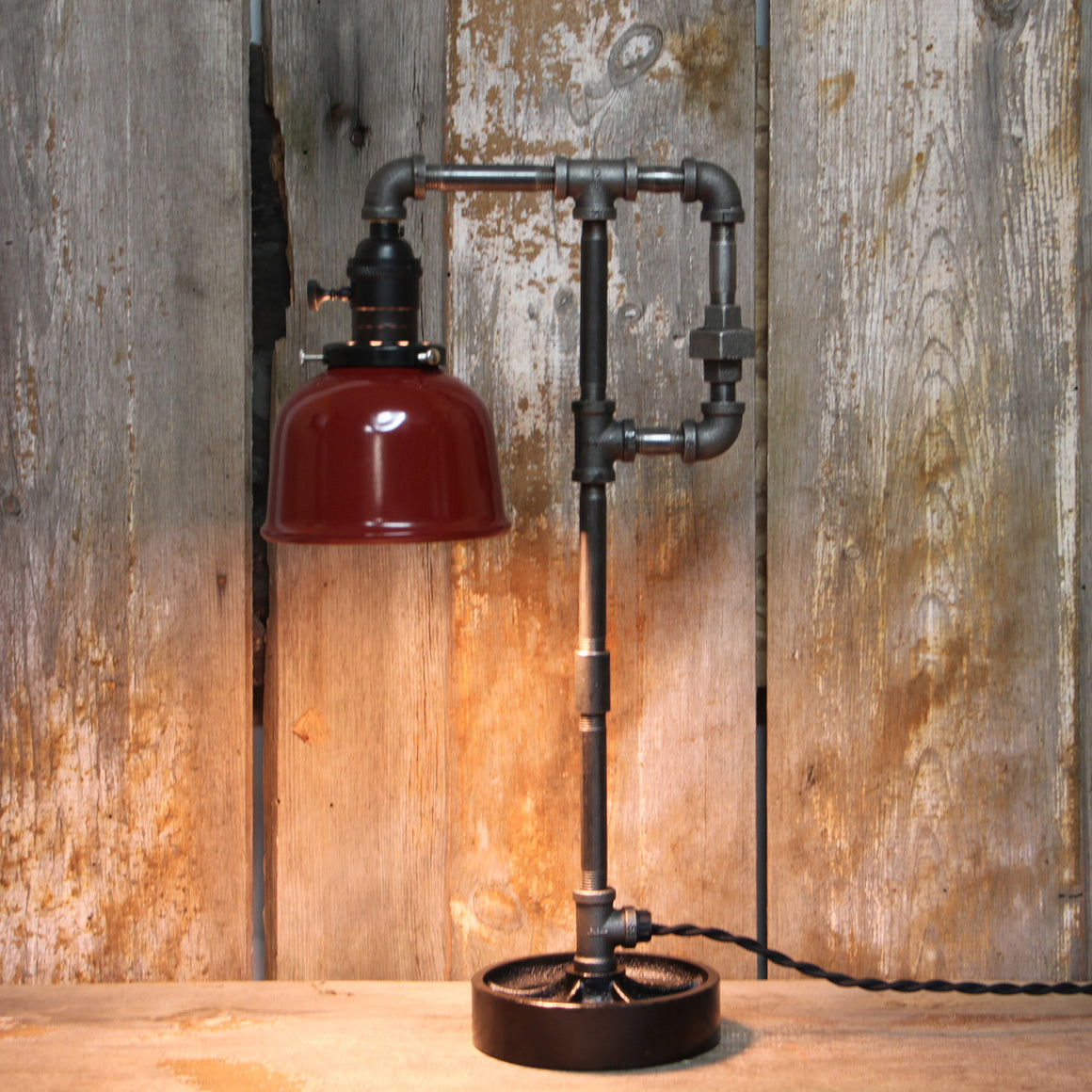 Industrial Table Lamp with Contemporary Style #42