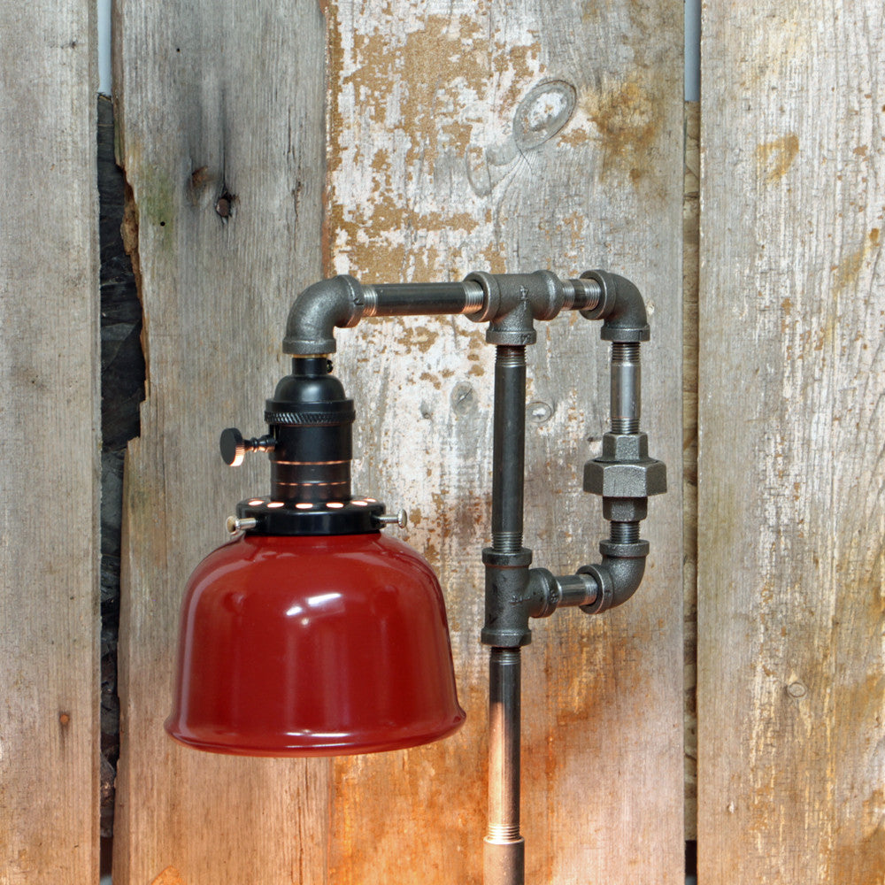 Industrial Table Lamp with Contemporary Style #42 - The Lighting Works