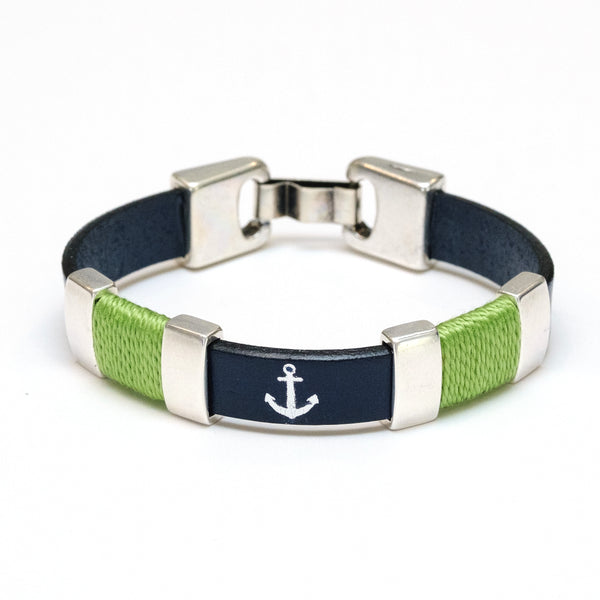 Chatham - Navy/Lime/Silver