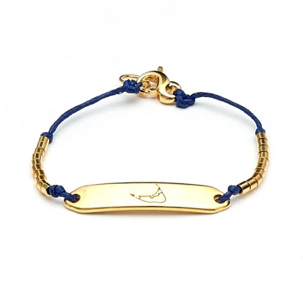 Chappie - Nantucket - Navy/Gold