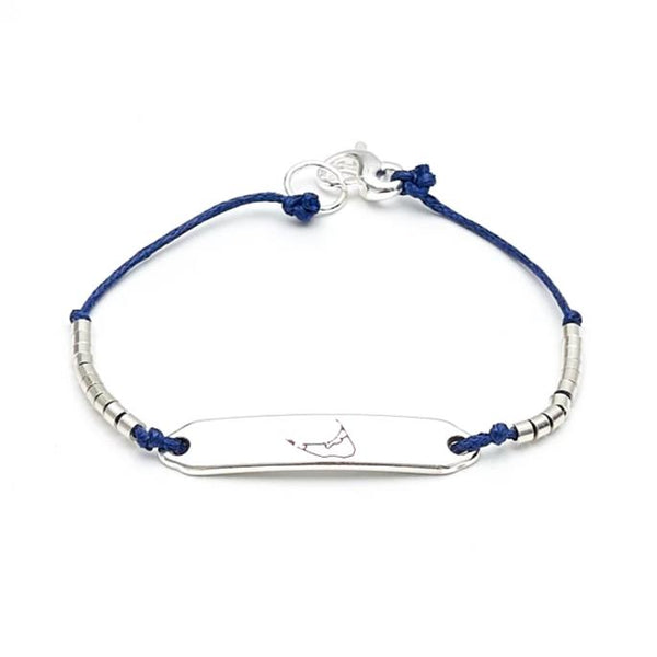 Chappie - Nantucket - Navy/Silver
