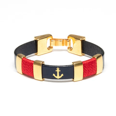 Chatham - Navy/Red/Gold
