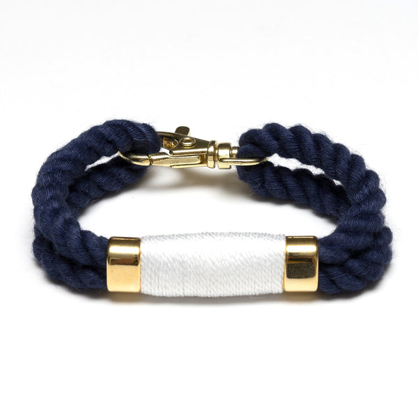 Tremont - Navy/White/Gold