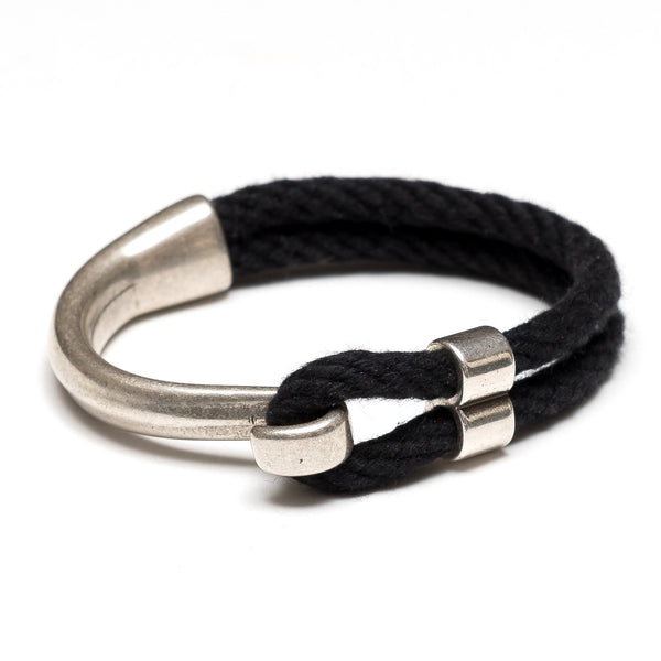 Hampstead - Black/Silver