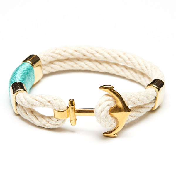 Waverly - Ivory/Turquoise/Gold