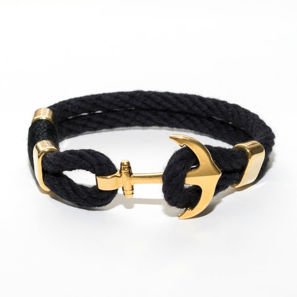 Waverly - Black/Black/Gold