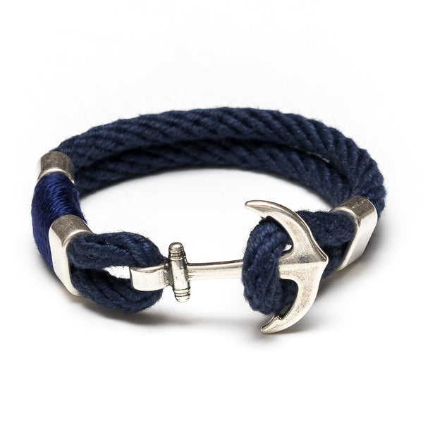Waverly - Navy/Navy/Silver