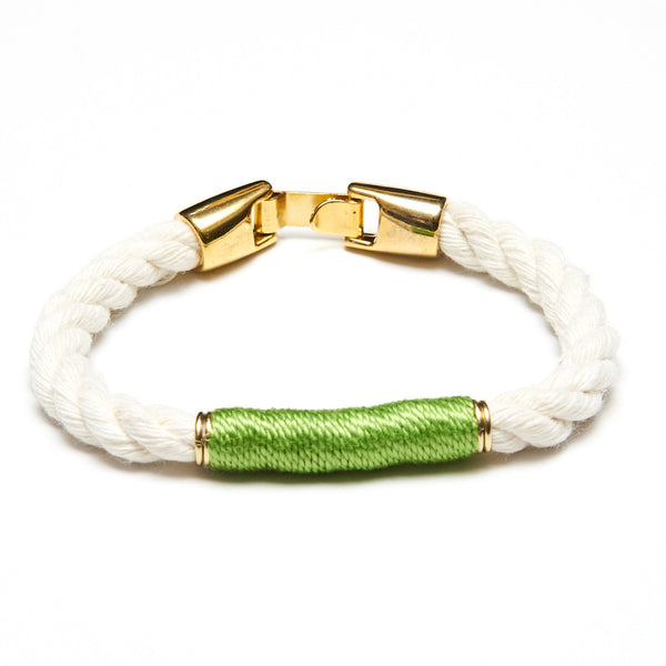 Beacon - Ivory/Lime/Gold