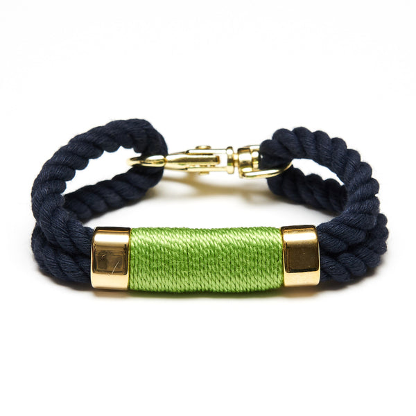 Tremont - Navy/Lime/Gold