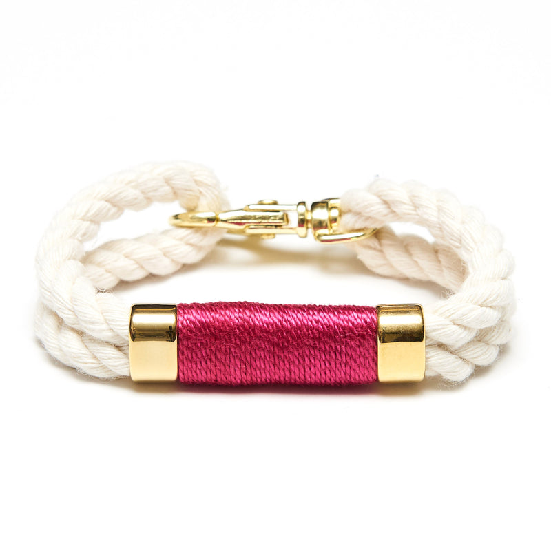 Tremont - Ivory/Pink/Gold