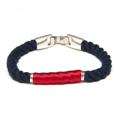 Beacon - Navy/Red/Silver