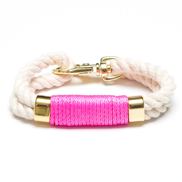 Tremont - Ivory/Neon Pink/Gold