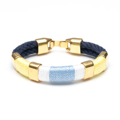 Newbury - Navy/Yellow/White/Blue/Gold