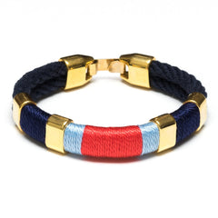 Newbury - Navy/Navy/Blue/Coral/Gold