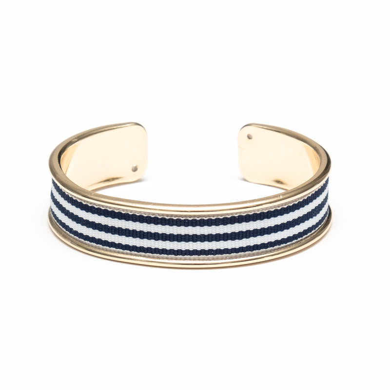 Shawmut - Navy/White/Gold