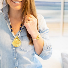 Allison Cole + Sea Dipped Special Edition Necklaces