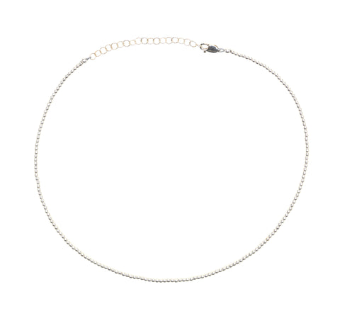 2MM Sterling Silver Necklace