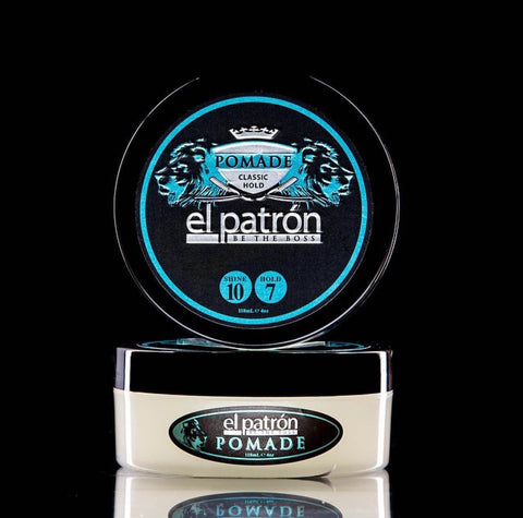 El Patron classic hold Pomade