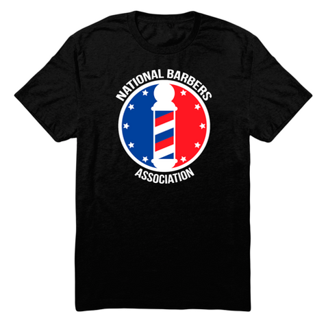 National Barbers Association (NBA) Tee
