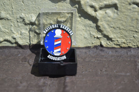 National Barbers Association PIN