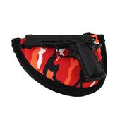 Ace Case Cases Orange Camo Large Gun Case for Women by Ace Case