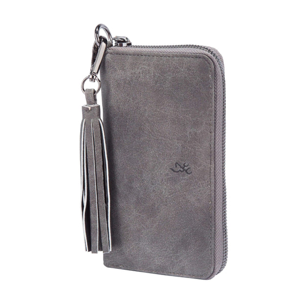 Browning Wallets Gray Alexandria Wallet by Browning