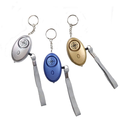 DS Conceal Alarms Personal Self-Defense 130 DB Security Alarm Keychains by DS Conceal