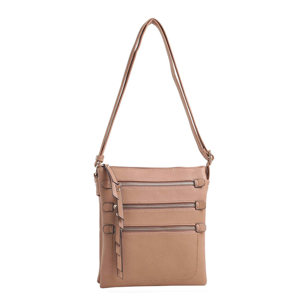 Emperia Outfitters Concealed Carry Purse Beige Concealed Carry Piper Crossbody by Emperia Outfitters