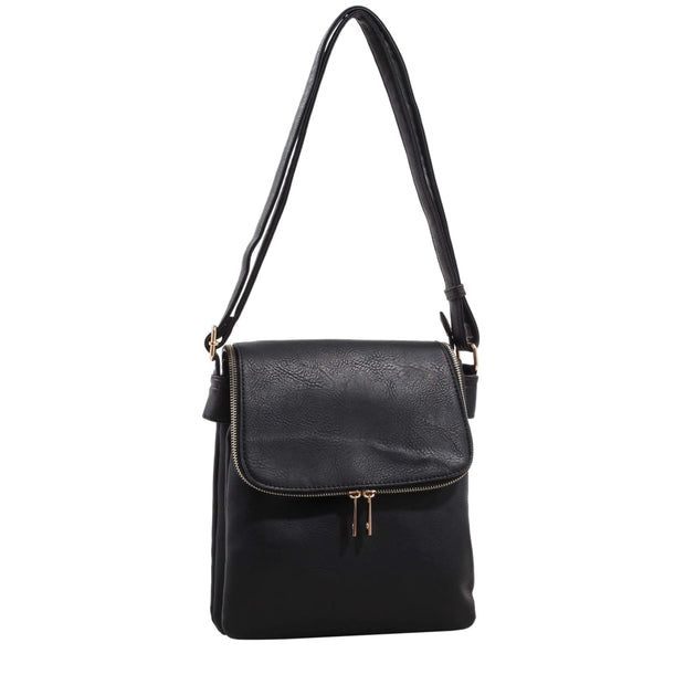 Emperia Outfitters Concealed Carry Purse Black Concealed Carry Cheyanne Crossbody by Emperia Outfitters