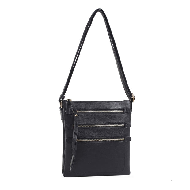 Emperia Outfitters Concealed Carry Purse Black Concealed Carry Piper Crossbody by Emperia Outfitters
