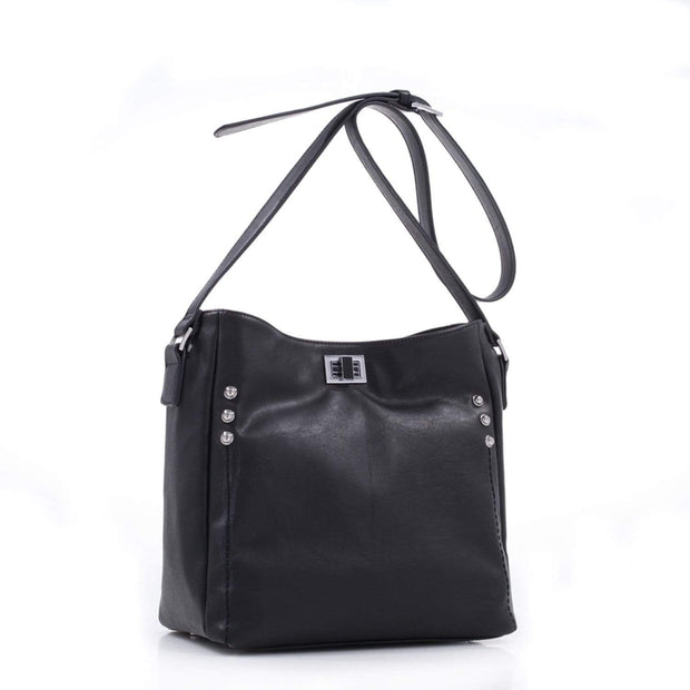 Emperia Outfitters Concealed Carry Purse Black Concealed Carry Purse Crossbody - Ali by Emperia Outfitters