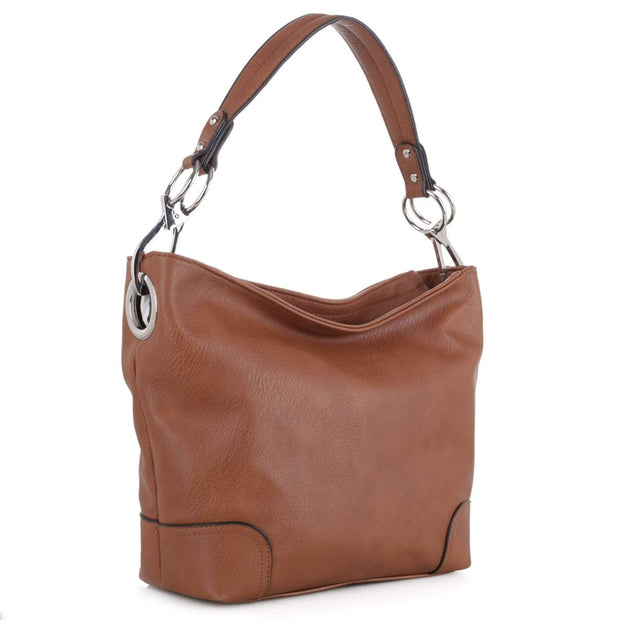 Emperia Outfitters Concealed Carry Purse Brown Concealed Carry Lydia Hobo by Emperia Outfitters