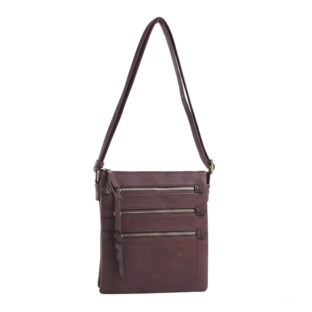 Emperia Outfitters Concealed Carry Purse Brown Concealed Carry Piper Crossbody by Emperia Outfitters