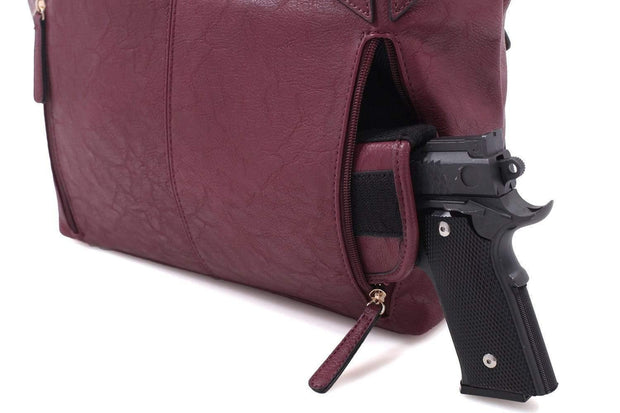 Emperia Outfitters Concealed Carry Purse Concealed Carry Cherokee Tote by Emperia Outfitters