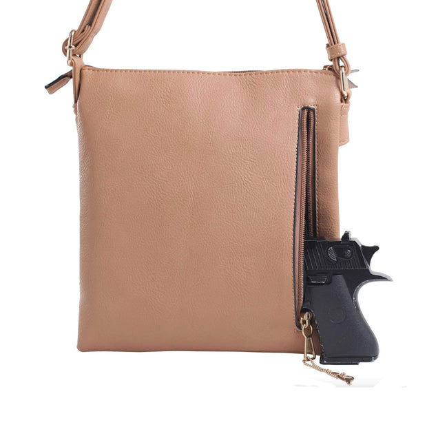 Emperia Outfitters Concealed Carry Purse Concealed Carry Piper Crossbody by Emperia Outfitters