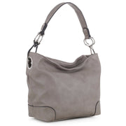Emperia Outfitters Concealed Carry Purse Gray Concealed Carry Lydia Hobo by Emperia Outfitters