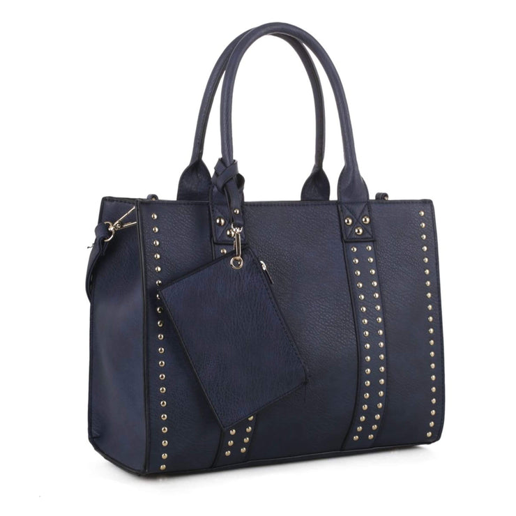 Emperia Outfitters Concealed Carry Purse navy Concealed Carry Kate Satchel by Emperia Outfitters