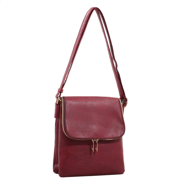 Emperia Outfitters Concealed Carry Purse Red Concealed Carry Cheyanne Crossbody by Emperia Outfitters