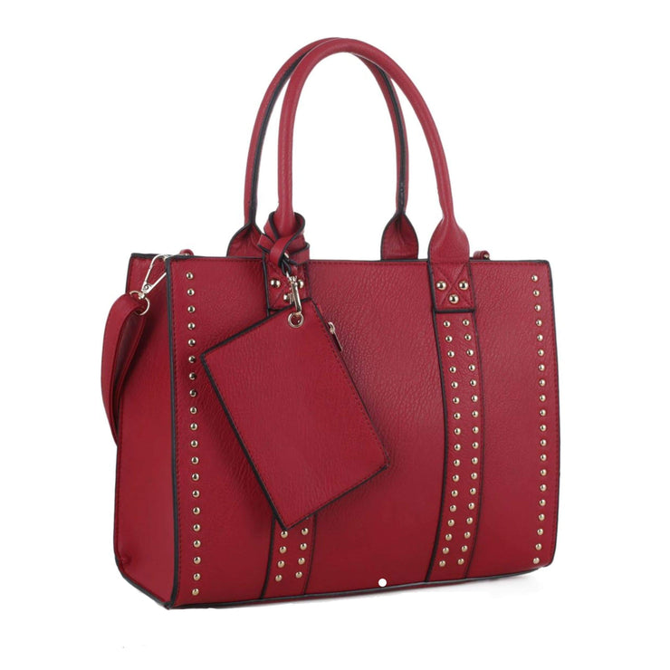 Emperia Outfitters Concealed Carry Purse Red Concealed Carry Kate Satchel by Emperia Outfitters