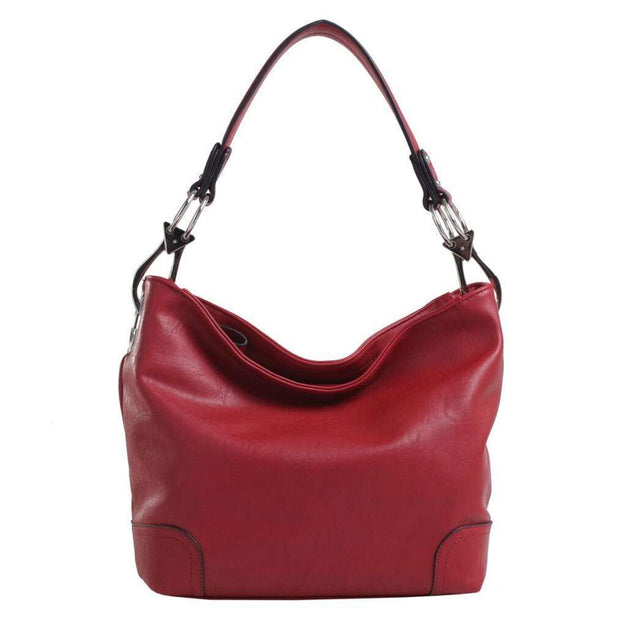 Emperia Outfitters Concealed Carry Purse Red Concealed Carry Lydia Hobo by Emperia Outfitters
