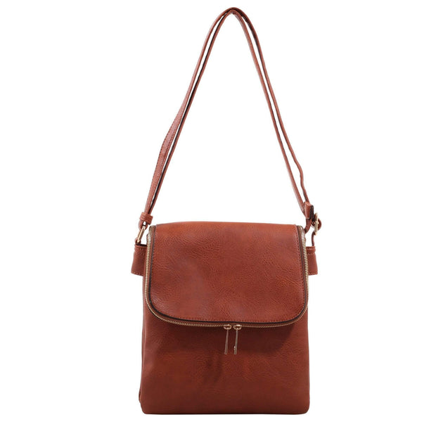 Emperia Outfitters Concealed Carry Purse Tan Concealed Carry Cheyanne Crossbody by Emperia Outfitters