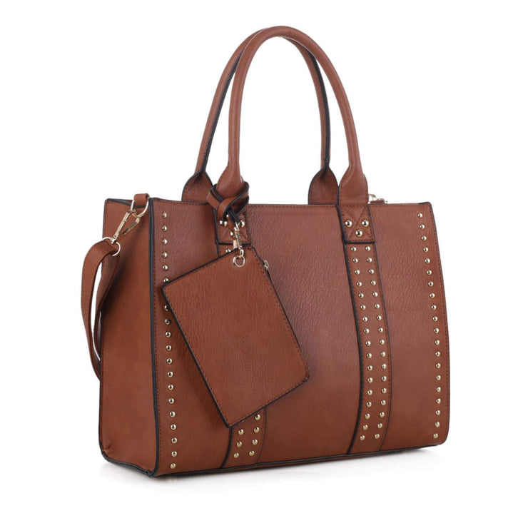 Emperia Outfitters Concealed Carry Purse Tan Concealed Carry Kate Satchel by Emperia Outfitters