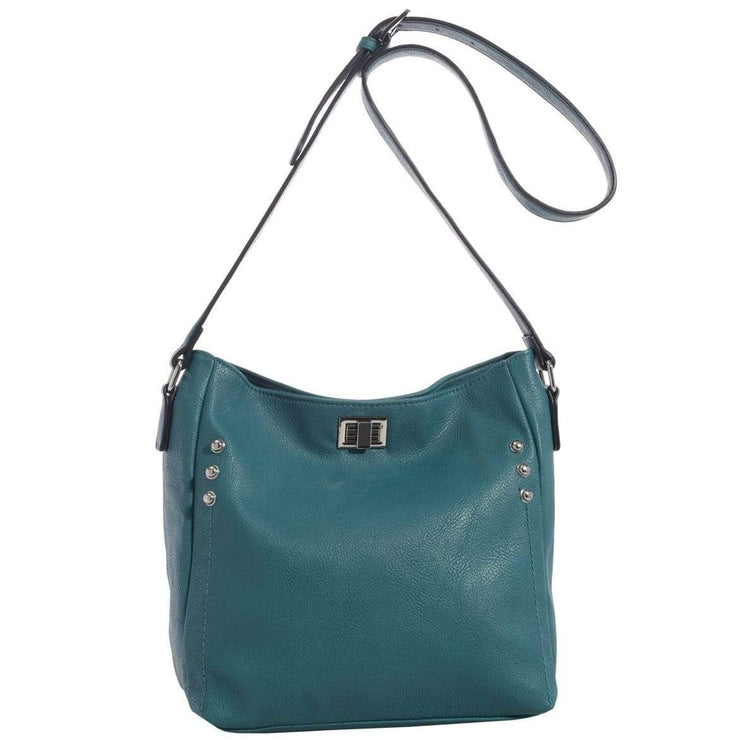 Emperia Outfitters Concealed Carry Purse Turquoise Concealed Carry Purse Crossbody - Ali by Emperia Outfitters