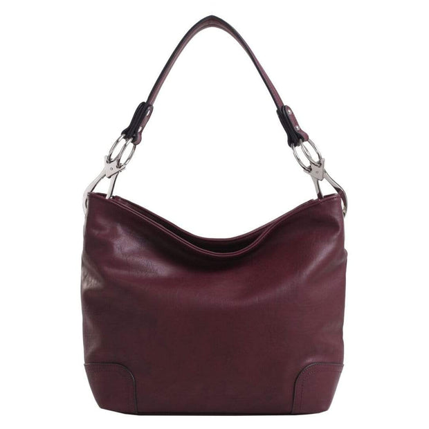 Emperia Outfitters Concealed Carry Purse Wine Concealed Carry Lydia Hobo by Emperia Outfitters